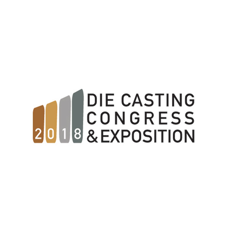 Die Casting Congress & Exposition 2018 Logo