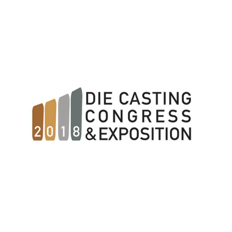 Die Casting Congress & Exposition 2018 Logo